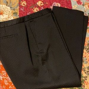 NWOT Chaus Cropped Trouser